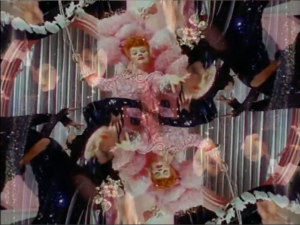 Still image from 'Womensware' by MIRROR II RORRIM. Video by Rebecca Mahay.